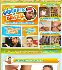 Bareback in Brazil Review