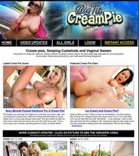 Big Tit Creampie Review