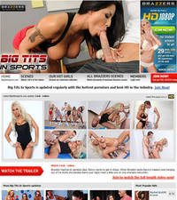 Big Tits In Sports Review