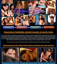 Bollywood Nudes Review