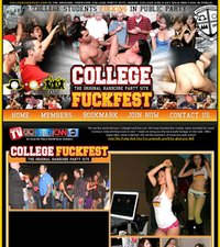 College Fuck Fest Review