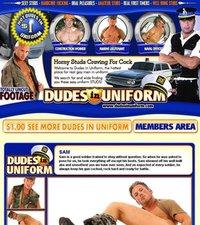 Dudes In Uniform Review