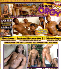 Ebony Gay Orgy Review