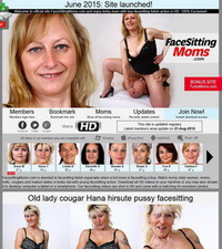 Facesitting Moms Review
