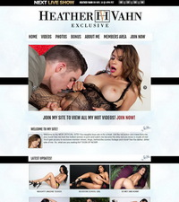 Heather Vahn Exclusive Review