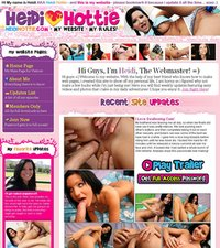 Heidi Hottie Review