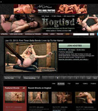 Hogtied Review
