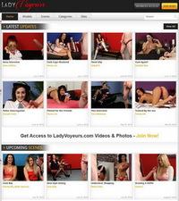 Lady Voyeurs Review