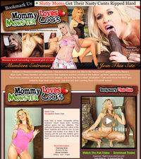 Mommy Loves Monster Cocks Review