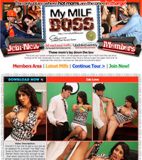 My Milf Boss Review