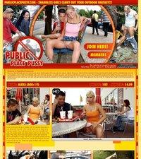 Public Place Pussy Review
