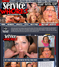 Service Whores Review