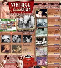 Vintage Classic Porn Review