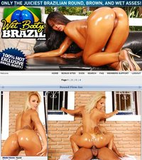 Wet Booty Brazil Review