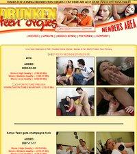 Drunken Teen Orgies Members