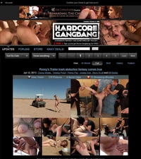 Hardcore Gangbang Members