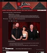 Kink University Members