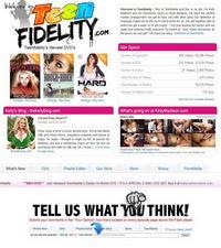 Teen Fidelity Members