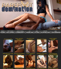 Bare Foot Domination Members