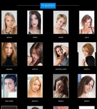 Charm Models Members