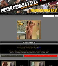 Hidden Camera Tapes Members