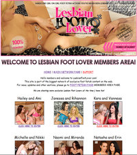 Lesbian Foot lover Members