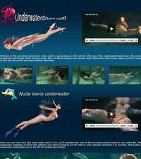 Underwater Show Members