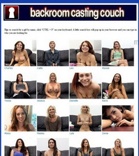 Backroom Casting Couch Members