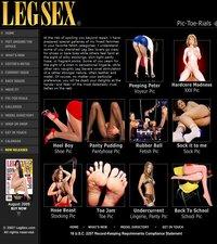 Leg Sex Members