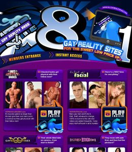 All Gay Reality Pass 95