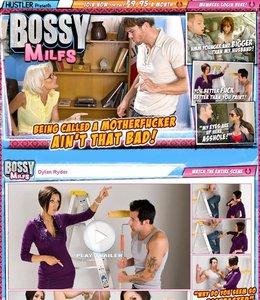 Bossy Milfs