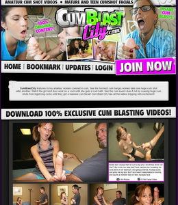 Cum blast city cumshot videos tour page