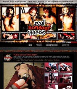 Real Bondage Videos